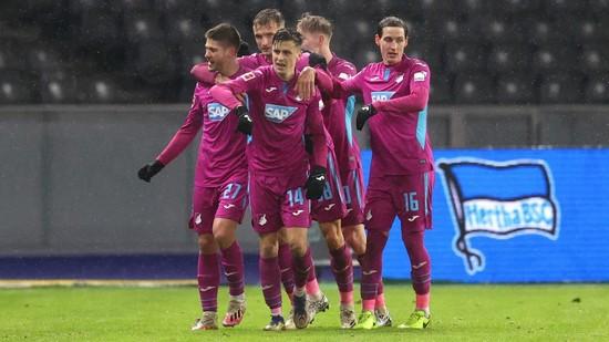 Χόφενχαϊμ Bundesliga Γερμανία