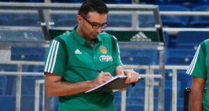 Παναθηναϊκός Χαραλαμπίδης Προπονητής