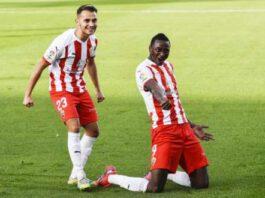 Αλμερία ποδόσφαιρι Ισπανία Segunda Division