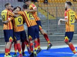 Λέτσε Σαλερνιτάνα 4-0 Coppa Italia 2019