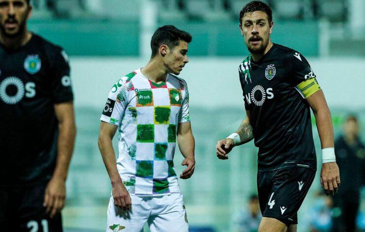 Μορεϊρένσε Σπόρτινγκ Λισαβόνας Liga NOS Πορτογαλία