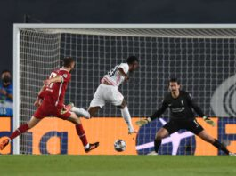 Ρεάλ Μαδρίτης Λίβερπουλ UEFA Champions League Βινίσιους Τζούνιορ γκολ