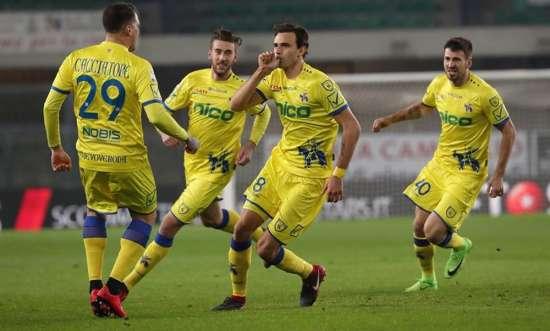 Κιέβο Βερόνα Ιταλία Serie B