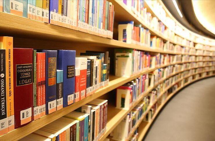 Παγκόσμια Ημέρα Βιβλίου βιβλιοθήκη Αναντολού Τουρκία