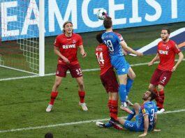 Κολωνία Χολστάιν Κιέλου μπαράζ Bundesliga