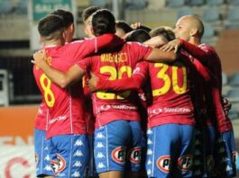Ουνιόν Εσπανιόλα Κύπελλο Χιλή Primera