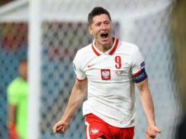 Ρόμπερτ Λεβαντόφσκι Πολωνία Euro 2021