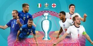 Ιταλία Αγγλία Τελικός UEFA Euro 2020