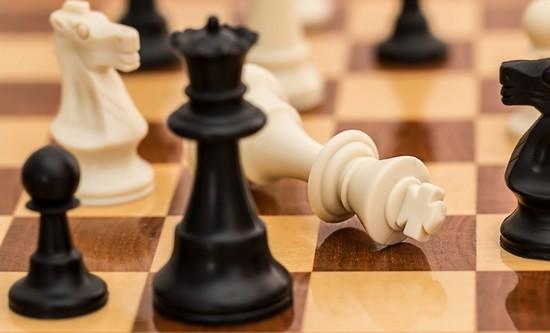 σκάκι ρουά ματ